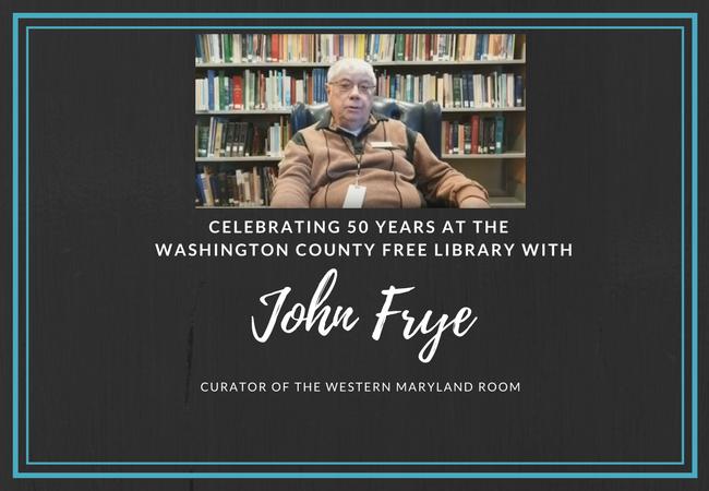 John Frye - Celebrating 50 Years at WCFL