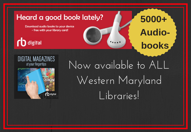 Audiobooks and Magazines from RBdigital