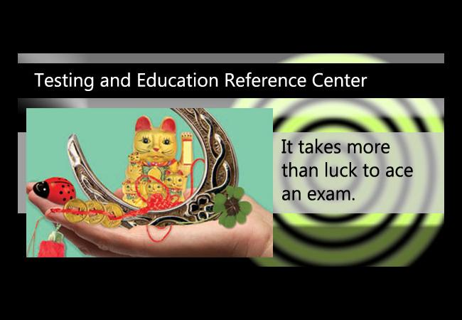 Practice Tests with Testing & Education Reference Center