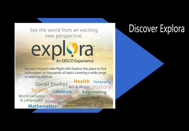 Explore Explora graphic!