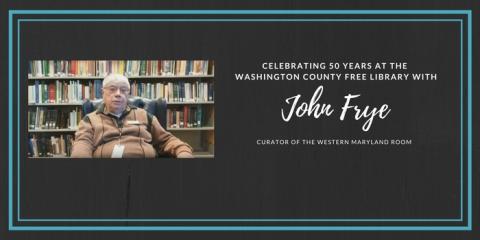 John Frye - 50 Years at WCFL