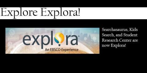 Explore Explora