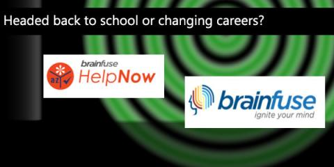 HelpNow powered by Brainfuse