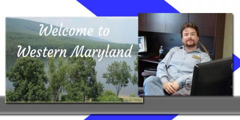 Welcome to Maryland Thomas Vose!
